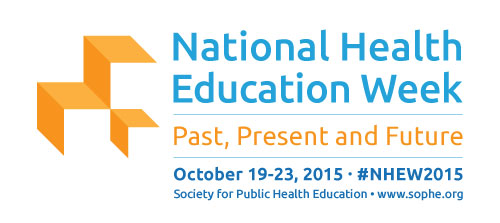 National Health Education Week 2015