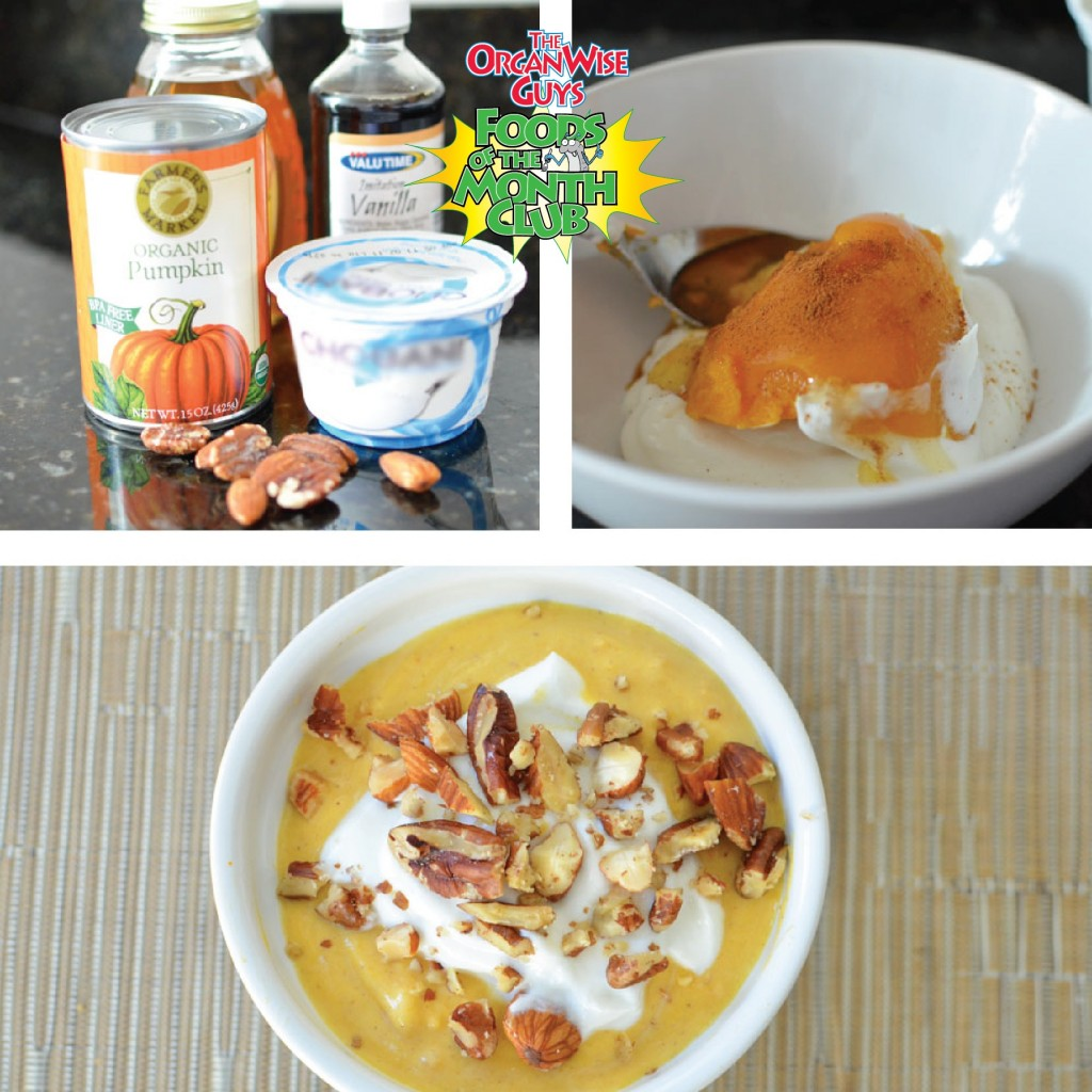 pumpkin dessert copy
