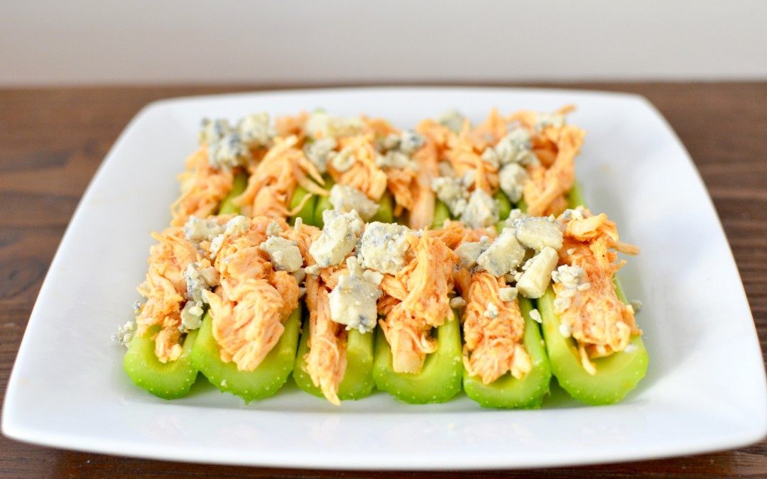 Buffalo Chicken Celery