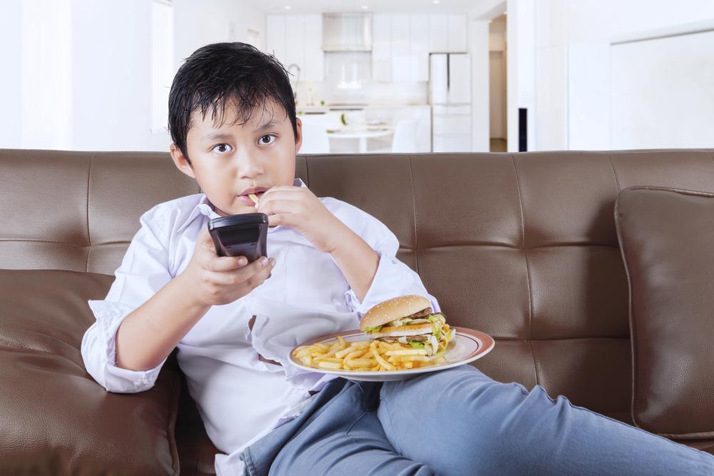 main causes of child obesity