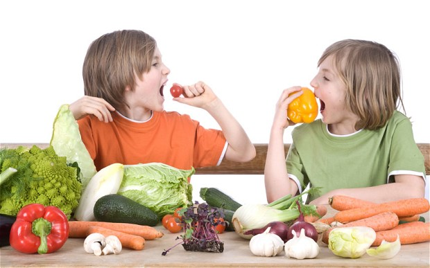 Importance of Nutrition For Children